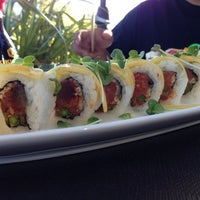 Foto scattata a Barracuda Japanese Cuisine da Melissa H. il 11/4/2012