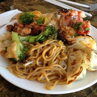 Photo taken at Kokyo Sushi Buffet by Melissa H. on 10/28/2012