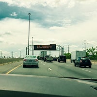 Photo taken at QEW & 403 & 407 by Severina G. on 7/16/2016