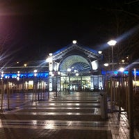 Photo taken at Ibis Budget Charleroi Airport by Marina Z. on 1/7/2014