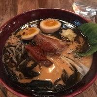 Das Foto wurde bei Jeju Noodle Bar von Lindsey K. am 12/13/2017 aufgenommen