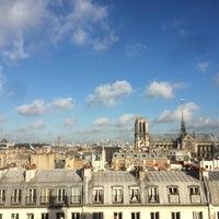 Photo taken at NYU in Paris by Lindsey K. on 12/16/2014