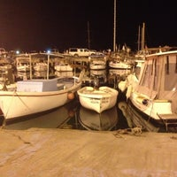 Photo taken at Port of Famagusta by Sungur B. on 5/15/2013