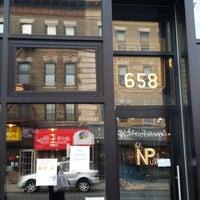 Photo taken at Nostrand Avenue Pub by diinonn diboy b. on 3/8/2014
