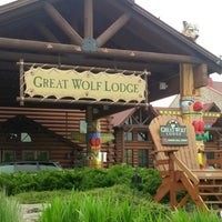Photo taken at Great Wolf Niagara by Kyle C. on 6/10/2013