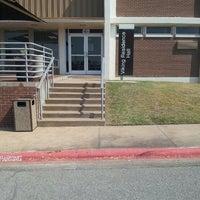 Photo taken at Viking Dorm - Grayson College by Kelsea K. on 8/19/2013