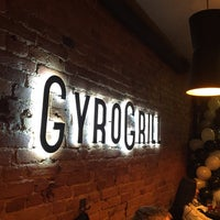 Photo taken at GyroGrill by Артур Б. on 3/21/2015