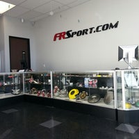 Photo taken at FR SPORT by Brandon A. on 1/10/2013