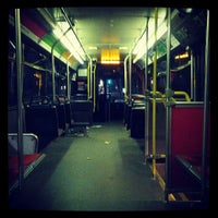 Photo taken at TTC Bus #29 Dufferin by Harrison R. on 5/18/2013