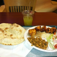 Photo taken at Al-Zaytoun Kabob & Grill by Harry S. on 12/2/2012