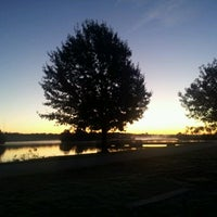 Photo taken at Shelby Farms Park by Brandie E. on 10/20/2012