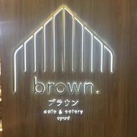 Foto scattata a Brown Café da iBEERZ il 9/1/2018