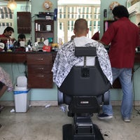 Photo taken at BarberShop Block 2 by Champlooo A. on 6/14/2018