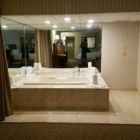 Photo taken at Hampton Suites Fairfield by Daniel P. on 9/22/2016