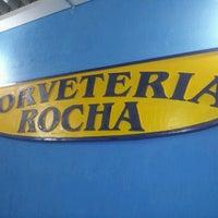 Photo taken at Sorveteria Rocha by Itamar S. on 1/6/2013