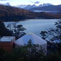 Foto tomada en Patagonia Camp por Jon G. el 4/26/2014