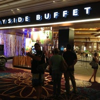 Photo taken at Bayside Buffet by Jon G. on 8/22/2013