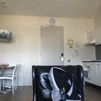 Photo taken at Amsterdam ID Aparthotel by José Ricardo M. on 7/18/2013