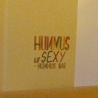 Photo taken at Hummus Bar by Fouad H. on 10/27/2012