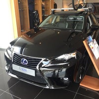 Photo taken at Hatfield Lexus by Eddie A. on 8/13/2016