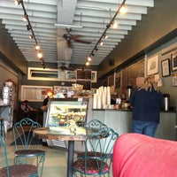 Photo taken at Monon Coffee Company by Charlie K. on 2/10/2013
