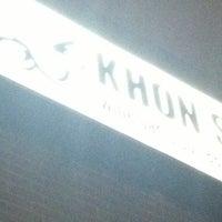รูปภาพถ่ายที่ Khon's โดย Jessica G. เมื่อ 10/7/2012