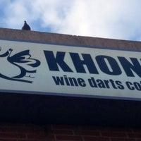 รูปภาพถ่ายที่ Khon's โดย Jessica G. เมื่อ 10/9/2012