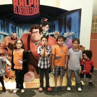 Photo taken at Cinépolis Multiplaza by Chata G. on 11/17/2012