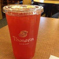 Photo taken at Panera Bread by LadyRuby on 1/26/2013