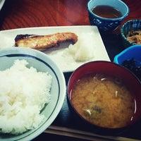 Photo taken at 魚料理のじま by emi on 1/21/2015