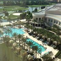Foto diambil di Waldorf Astoria Orlando oleh Andy L. pada 7/27/2013