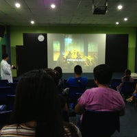 Photo taken at Maryhill College MMC by Roanne on 1/12/2013