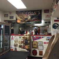 Photo taken at Cosmi's Deli by John E. on 9/20/2016
