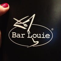 Photo taken at Bar Louie by Chrissy C. on 8/10/2013
