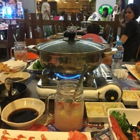 Photo taken at Hanei Japanese Shabu-Shabu by Icha R. on 7/3/2016