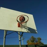 Photo taken at Moran Park by Veronica B. on 10/21/2012