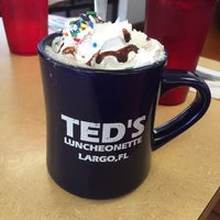 Photo taken at Ted's Luncheonette by Nici on 11/16/2014
