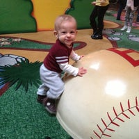 Photo taken at Kidgets Play Area by Nichole H. on 11/8/2012