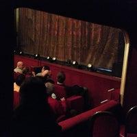 Photo taken at Théâtre de la Renaissance by Morad A. on 1/4/2013