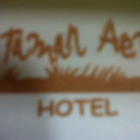 Photo taken at Hotel Taman Aer by Maxmillian A. on 11/29/2012