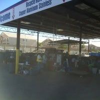Photo taken at SA Recycling Abbies by Christopher L. on 10/30/2012