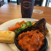 Photo taken at Boston Market by Debbi O. on 6/7/2017