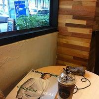 Photo taken at Bean Around Café by Nest T. on 3/3/2013