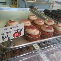 Photo taken at Kickass Cupcakes by Karen S. on 11/11/2012
