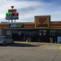 Photo taken at Love's Travel Stop by Andy C. on 2/25/2017