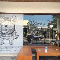 Photo taken at mason's ink tattoo seminyak bali by Daryl Dee on 5/6/2014