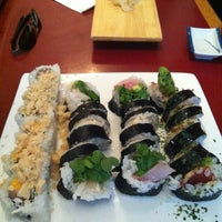 Photo taken at Sushi Zone by Tran M. on 6/25/2013