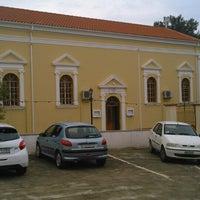 Photo taken at Panayias Maganas Church by Sofia T. on 4/13/2014