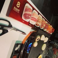 Photo taken at Eight Korean BBQ by Charles T. on 12/10/2013