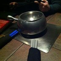Photo taken at The Melting Pot by Elizabeth D. on 12/28/2012